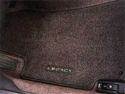 2005 Subaru Forester Carpeted Floor Covers