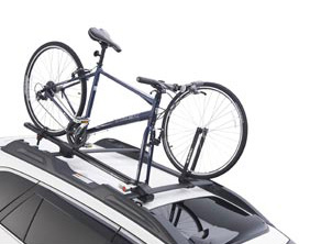 2015 Subaru Outback Fork-Mounted Bike Carrier
