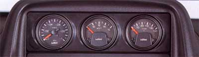 2005 Subaru Forester Performance Gauge Pack