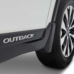 2015 Subaru Outback Splash Guards J101SAL000