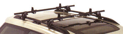 2008 Subaru Outback Cross Bar Set