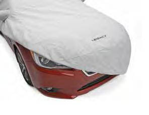 2015 Subaru Legacy Car Cover