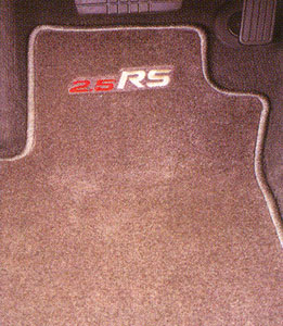 2006 Subaru Outback Sport Carpeted Floor Mats