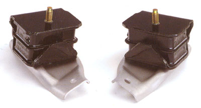 2004 Subaru Forester STI Motor Mounts