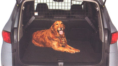 2008 Subaru Tribeca Compartment Seperation/Dog Guard F551SXA200