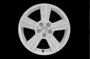 2014 Subaru Legacy 16 inch Alloy Wheel