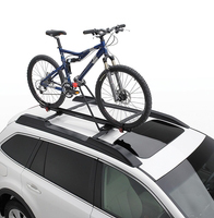 2010 Subaru Outback Bike Carrier - Roof Mounted