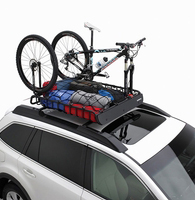 2010 Subaru Outback Fork-Mounted Bike Carrier with Basket