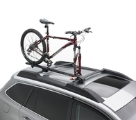 2013 Subaru Outback Fork-Mounted Bike Carrier