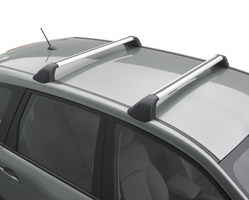 2014 Subaru Forester Crossbar Set - Fixed E3610SG500