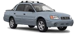 Subaru Baja Genuine Subaru Parts and Subaru Accessories Online