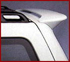 Genuine Subaru Rear Spoiler